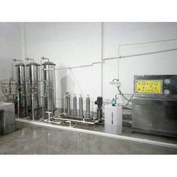 Turnkey Projects 2000 LPH SS RO Plants