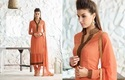 Georgette Party Wear Designer Suit