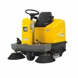 Inventa Span 1350 Mm Industrial Vacuum Sweeper