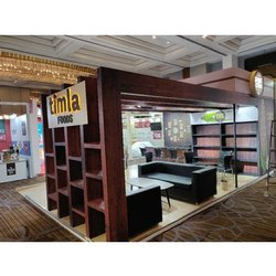 Stall Fabrication For Events And Exhibitions in  Pan India