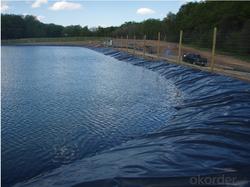 LDPE Geo Membrane Liner