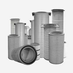 Synthetic Fiber Aluminum AIR FILTER