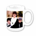 Printed White Sublimation Mug