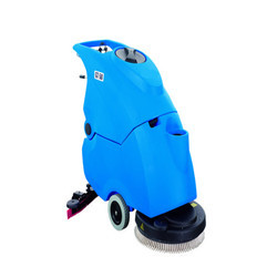 Floor Scrubber Drier Machine Battery Operated