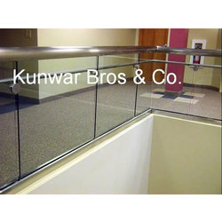Glass Balcony Railings