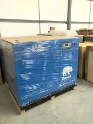 VFD Direct Driven Screw Compressor