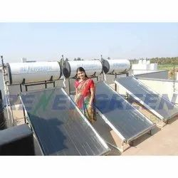 FPC Pressurized Solar Water Heater