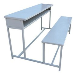 Steel School Bench Fabrication Service