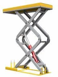 Hydraulic Scissor Lifting Table