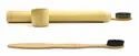 Bamboo Toothbrush With Tube
