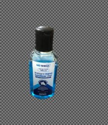 Hand Sanitizer Plastic Bottle