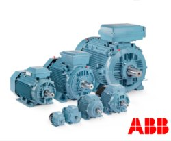 Abb ie2 motor all hp available