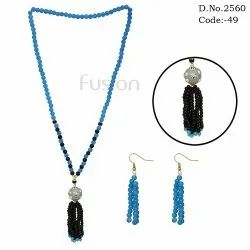 Western Style Designer Necklace Set
