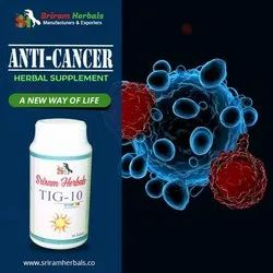 TIG10 Anti Cancer Capsules