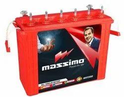110 Ah Massimo Tall Tubular Battery