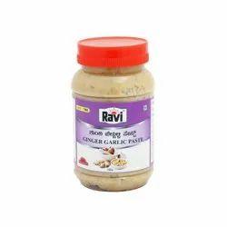 Ravi 9 Months 225g Ginger Garlic Paste