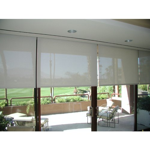 Pvc Roller Window Blinds