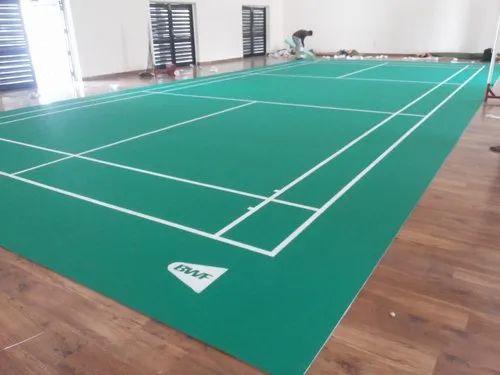 Badminton Sports Court