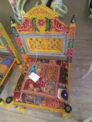 Traditional Vedi Chairs