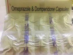 OMEPRAZOLE WITH DOMPERIDONE CAPSULES, ALIVE HEALTHCARE, Prescription
