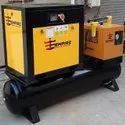 Ingersoll Rand Rotary Air Compressor