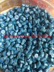 Blue One Time Plastic Granule