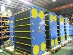 SS Alfa Laval Gasket Heat Exchanger, For Power Plant, M3