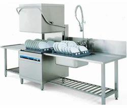 Rack-less Belt Conveyor Type Dish Washer