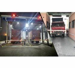 RFID Based Truck Turnaround Solutions