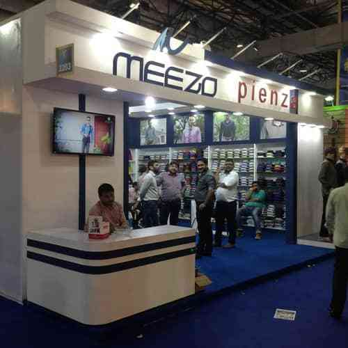 Exhibition Stall Size : Clothing display exhibition stall size square meter