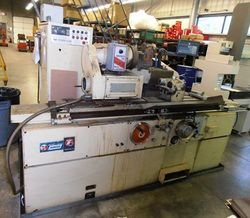USED & OLD MACHINE -TACCHELLA ITALY CYLINDRICAL GRINDER 350mm DIA 1000mm LENGTH AVAILABLE IN USA