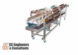 Conveyorised Fryer