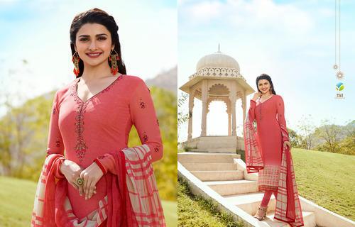 8eccd1c061 Crepe Functional Wear Bikaw Presents Designer Bollywood Styled Prachi Desai  Salwar Suits, Size: S