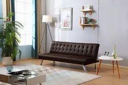Cardiff Dark Brown Sofa