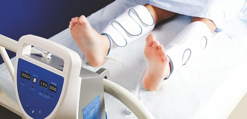 DVT ( Deep Vein Thrombosis ) Pump for Hospital, Lifeplan Technical  Solutions   ID: 21439179062