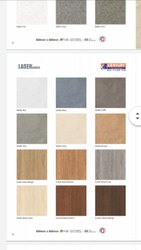 Matt Ceramic Wood Tiles, Size: 60 * 60 In cm