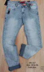Light Grey Denim Jeans