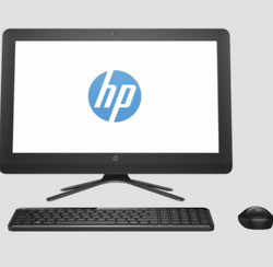 HP All-in-One - 22-b301il Desktop