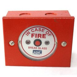 Fire Alarm Conventional Metal Manual Call Point