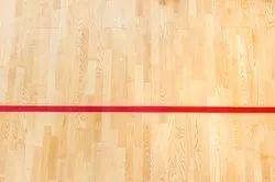 Rishi Sports Wooden Squash Court Sports Flooring