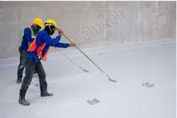 Terrace & Roof PU Waterproofing