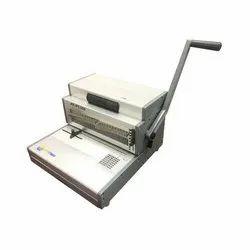 Digital Spiral Binding Machine, Automation Grade: Manual