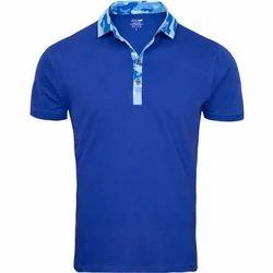 Men's Cotton Casual T Shirt, Size: S, M & L