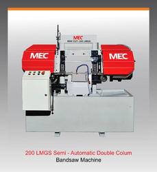 Metal Bandsaw Machine