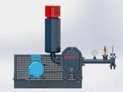 4 Meter Cast Iron Gear Pump, Max Flow Rate: M3/Hr