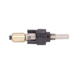 Titanium Straight Shank TEF Series Tube End Facer, Model: TEF-375 TO TEF-2500