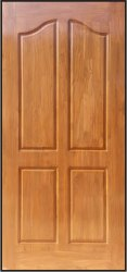 Exterior Finished Teak Wood Doors, For Office