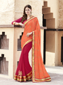 Zari Lace Border Saree