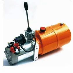 DC Mini Hydraulic Power Pack
