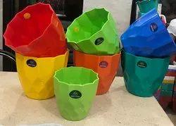 Heera Plastic Planter